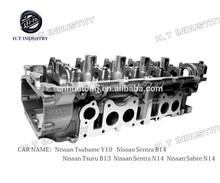 GG35/GA16DAE/GA16DE cylinder head