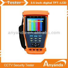 3.5 CCTV tester STest-894 multimeter and PTZ controller DC 12V power