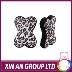 customer design bone plush stuffed toys dog bag