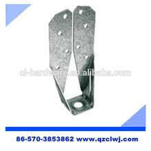 flat corner door brackets metal