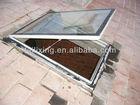 2014 talaxy professional aluminiuim window ,casement window,skylight