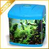 high-quality marine aquarium fish tank with LED lighting
