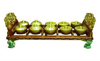 Bonang (malaysia Traditional Musical Instrument) - Buy ...
