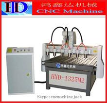 multi heads cnc engraving machine