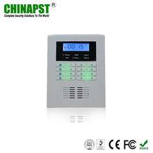 FCC,CE,RoHS 99 wireless & 4 wired zones PSTN+GSM metal box home burglar alarm system LCD display PST-PG992CQ
