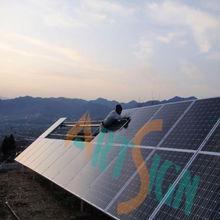 ground mount solar panel, 50KW Ground mount solar panels, solar panel installation