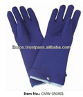 Lead rubber gloves with CE certificate
