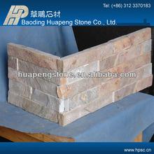 P014 flat quoin brick cultural stone