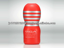 TENGA in oral sex toys RED TYPE DEEP THROAT CUP made in Japan