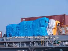 3 X 4MW Wartsila HFO Generator Export