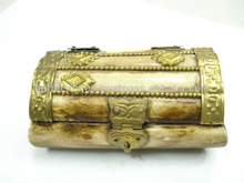 Handcrafted Jewelry Bone Box