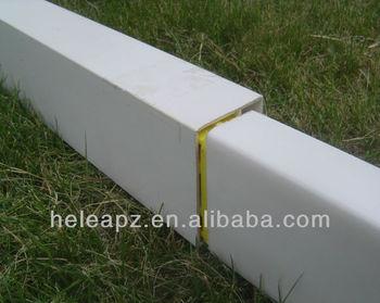 flexible-stiff plastic formwork