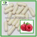 raspberry cápsula puro a base de hierbas de la medicina