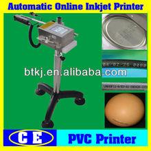 Digital Hot Sale Code/Date/Logo Marking Printer Machine in Stocks for Sale,Automatic Red/Black/Yellow Coding Marking Machine