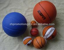 PU Stress Balls,basketball stress balls, pu stress basket balls