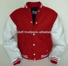 American varsity jackets/ American football jackets/ varsity football jackets/ basketball jackets with custom patches