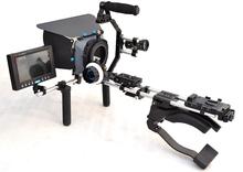 10C(E) PROAIM Shoulder Rig Kit camcorder system