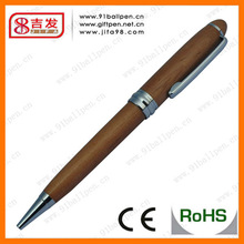 hot sale business wooden ball pen
