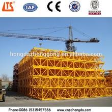 hongda new and old qtz31.5 tower crane