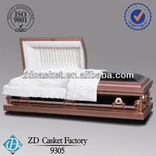 Funeral china best casket coffin(9305)
