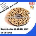 オートバイの部品チェーンスプロケット、 中国の製造元のオートバイのチェーンoリング、 新しい製品のオートバイのタイヤチェーン