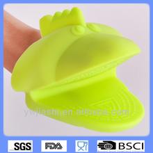 Птицы форма силиконовой резины перчатки, Перчатки для приготовления пищи