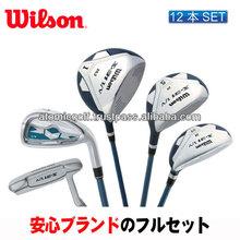 [golf clubs]golf X31 IV club set 12p (1W,5W,UT,5-SW,PT) original carbon/steel shaft