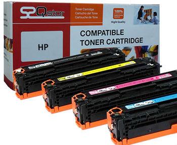 Qstar - 540/541/542/543 Compatible Toner Cartridge