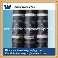 SBS asphalt waterproofing membrane roofing felt material