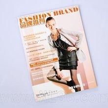 Full-color digital pocket catalogue printing service