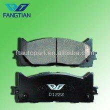 OE0446506070 Top Quality brake pad for LEXUS ES I & TOYOTA CAMRY VI