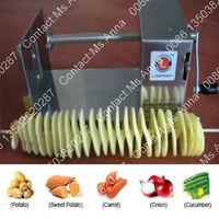 Manual Potato Spiral Cutter/Twist Potato Spiral Cutter/Potato Chips Spiral Cutter