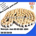 Piezas de la motocicleta de la rueda dentada de la cadena, minimoto, nuevo producto de la cadena de la motocicleta unidad