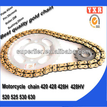 Motorcycle parts chain sprocket,ktm motorcycle,new product motorcycle chain drive