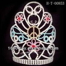 Holiday tiara, easter pageant crown tiara
