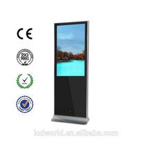 42 Inch Trendy Wifi Indoor Floor Stand Video Lcd Advertising Screen