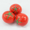 fake cherry tomato model for high quality decorative promotion display in gifts and crafts