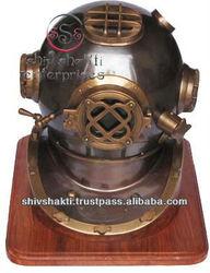 Vintage Diving Helmet