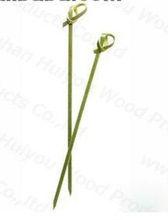 Flower Knot BBQ Skewer