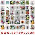tulipani in vaso di vetro grossista per fiori artificiali