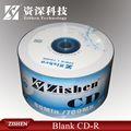 a الصف فارغة cd- r 52x 700mb cd موسيقى الريغي