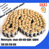 Chinese spare parts for motorcycle,China supplier motorcycle chain sprocket set,Motorcycle accessory motorcycle chain sprocket