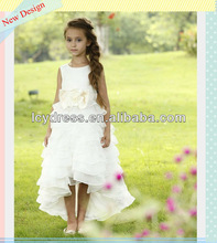 2014 baby girls summer frock designs for small girls flower dresses for girl of 5 years old