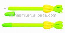 lovely and banana head shape ballpen