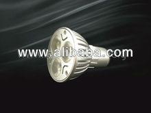 LED Spot LMS GU10 3x1 Watt Warm White 3000k