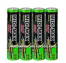 AAA LR03 1.5V alkaline dry battery