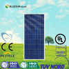 Bluesun high quality 140w poly solar panel