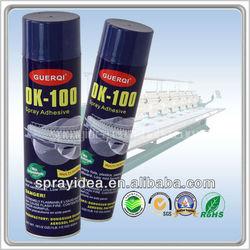 GUERQI OK-100 adhesive fabric backing