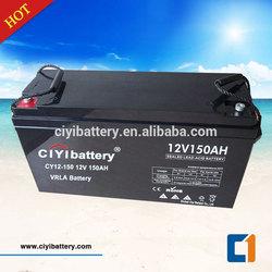 Long Life Mantainence Free Solar Battery 12V Deep Cycle Battery 12V 250Ah