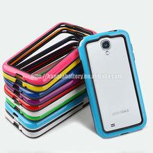[HANATA] Soft Plastic Silicone Bumper Case for Samsung Galaxy S4 Made In China